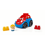 Mega Bloks First Builders Ricky Race Car screen shot 2
