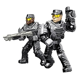 Mega Bloks Halo Customizer NMPD Pack Set Blocks and Bricks