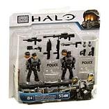 Mega Bloks Halo Customizer NMPD Pack Set screen shot 2