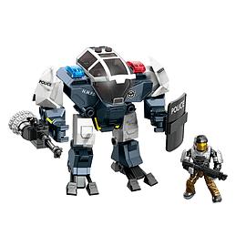 Mega Bloks Halo Sector 12 Police Cyclops Set Blocks and Bricks