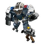 Mega Bloks Halo Sector 12 Police Cyclops Set screen shot 2