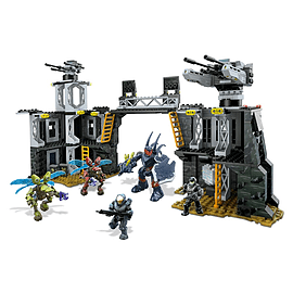 Mega Bloks Halo UNSC Firebase Building Set Blocks and Bricks
