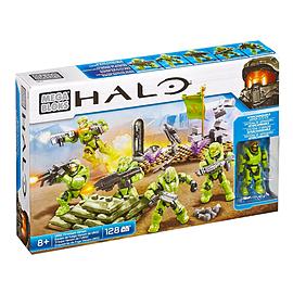 Mega Bloks Halo UNSC Fireteam Venom Building Kit Blocks and Bricks