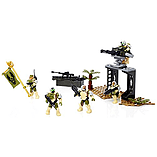 Mega Bloks Halo UNSC Sierra Squad Building Kit screen shot 2