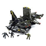 Mega Bloks Halo UNSC Vulture Gunship Building Set screen shot 2