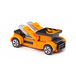 Mega Bloks Hot Wheels 3 in 1 Master Crusher screen shot 2