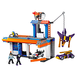 Mega Bloks Hot Wheels Break-Out Station Building Set screen shot 1