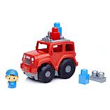 Mega Bloks Jeep - Lil' Off Roader screen shot 2