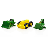 Mega Bloks John Deere Buildables Front Loader screen shot 2
