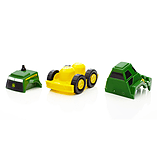 Mega Bloks John Deere Buildables Tractor screen shot 2