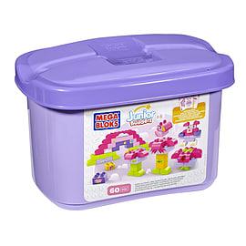 Mega Bloks Junior Builders Building Imagination (Pink) Blocks and Bricks