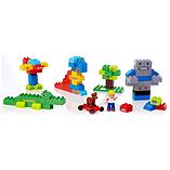 Mega Bloks Junior Builders Building Imagination Tub screen shot 2