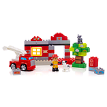 Mega Bloks Junior Builders Fire Station Rescue screen shot 2