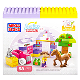 Mega Bloks Junior Builders Themed Mini Building Box (Pony) screen shot 1