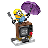 Mega Bloks Minions Silly TV 37pcs screen shot 2