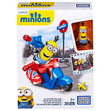 Mega Bloks Minions Small Playset - Scooter Escape screen shot 1