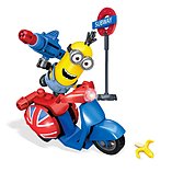 Mega Bloks Minions Small Playset - Scooter Escape screen shot 2