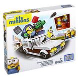 Mega Bloks Minions Station Wagon Getaway screen shot 1