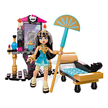 Mega Bloks Monster High Cleo's Gore-geous Vanity Playset screen shot 2