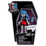 Mega Bloks Monster High Ghouls Skullection Ghoulia Yelps Mini Figure screen shot 1