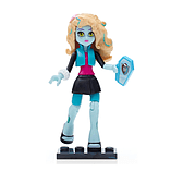 Mega Bloks Monster High Ghouls Skullection Lagoona Blue Mini Figure screen shot 2