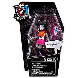 Mega Bloks Monster High Ghouls Skullection Purrsephone Mini Figure Blocks and Bricks