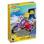 Mega Bloks SpongeBob SquarePants Bike Racer Playset screen shot 1