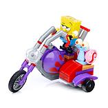 Mega Bloks SpongeBob SquarePants Bike Racer Playset screen shot 2