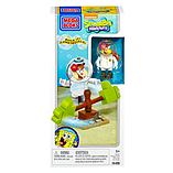 Mega Bloks SpongeBob SquarePants Sandy Wacky Pack screen shot 2