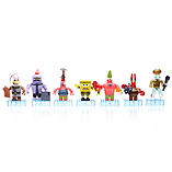 Mega Bloks Spongebob Squarepants Series 2 Minifigures Mystery Bag (x5 Packs) screen shot 2