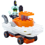 Mega Bloks SpongeBob Squarepants Squidward Racer Building Kit screen shot 1