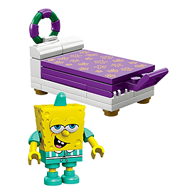 Mega Bloks SpongeBob Wacky Pack Blocks and Bricks