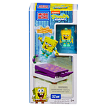 Mega Bloks SpongeBob Wacky Pack screen shot 2