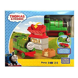 Mega Bloks Thomas & Friends - Percy Blocks and Bricks