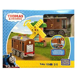 Mega Bloks Thomas & Friends - Toby Blocks and Bricks
