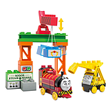 Mega Bloks Thomas & Friends Kevin & Victor Playset (Construction Site) screen shot 2
