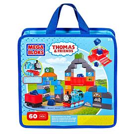 Mega Bloks Thomas and Friends Blue Mountain Coal Mine Building Set Blocks and Bricks