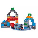 Mega Bloks Thomas and Friends Blue Mountain Coal Mine Building Set screen shot 2