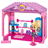 Mega Bloks Walk-in Closet Barbie Building Set screen shot 2