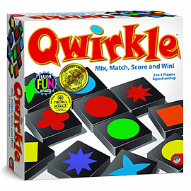 Qwirkle Game Traditional Games
