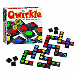 Qwirkle Game screen shot 2