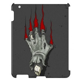 iPad 4 case Infected By Corey Courts Tablet
