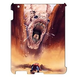 iPad 4 case The Great Escape Frame By Dan Whisker Tablet