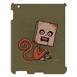 iPad 4 case Sack Monkey By John Schwegel Tablet