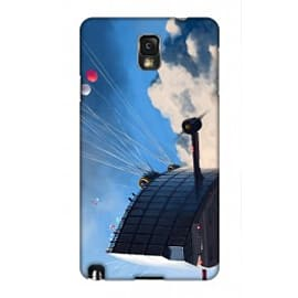 Samsung Galaxy Note 3 Case Under Clouds By Alex Andreev Mobile phones