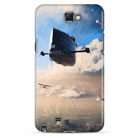 Samsung Galaxy Note 2 Case Under Clouds By Alex Andreev Mobile phones