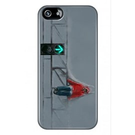iPhone 5/5s Case Thursday By Alex Andreev Mobile phones