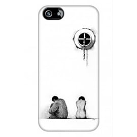iPhone 5/5s Case Not Mice By Alex Andreev Mobile phones