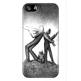 iPhone 5/5s Case Last Line Of Defense By Alex Andreev Mobile phones