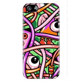iPhone 5/5s Case Mixed Pattern Wrappz By Artista Mobile phones